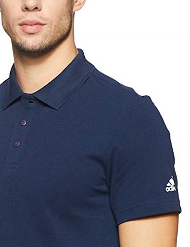 adidas Essentials Classics Polo Shirt Image 3