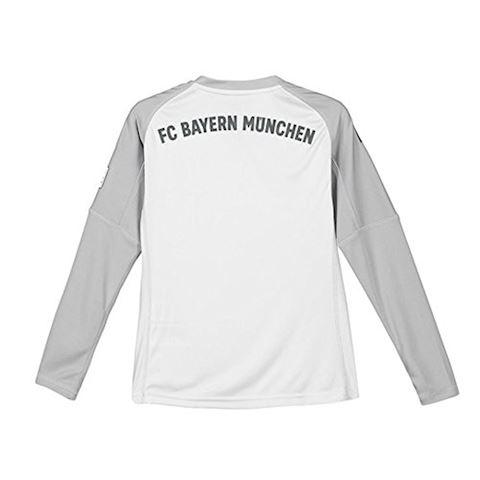 adidas Bayern Munich Kids LS Goalkeeper Home Shirt 2018/19