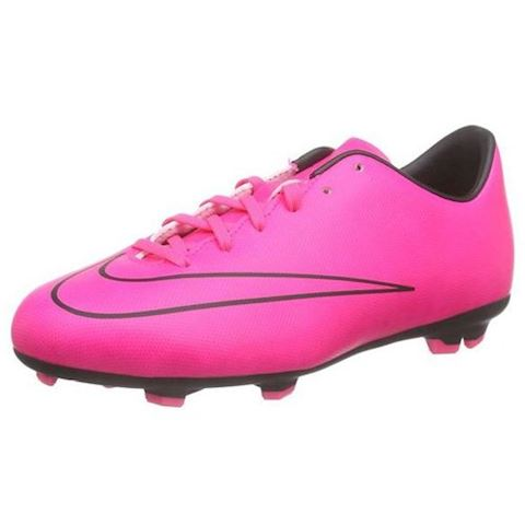 Nike Jr. Mercurial Victory V Older Kids'Firm-Ground Football Boot - Pink Image