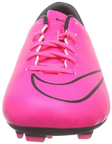 Nike Jr. Mercurial Victory V Older Kids'Firm-Ground Football Boot - Pink Image 4