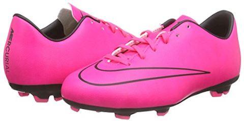 Nike Jr. Mercurial Victory V Older Kids'Firm-Ground Football Boot - Pink Image 5