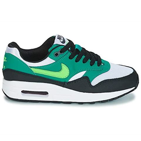 Nike Air Max 1 Older Kids' Shoe - White Image 2
