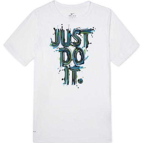 Nike Just Do It Splash Dry Leg - Grade School T-Shirts