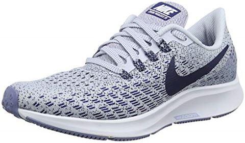 new concept 3158c 2b3c0 Nike Air Zoom Pegasus 35 Women's Running Shoe - Grey