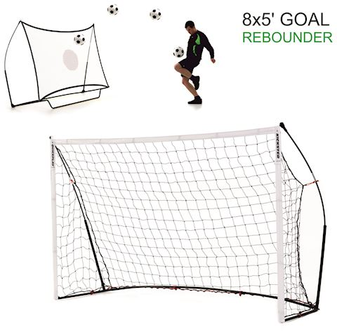 Football 2-in-1 Goal & Rebounder Image