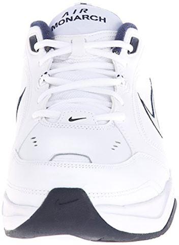 Nike Air Monarch IV Lifestyle/Gym Shoe - White Image 4