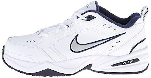 Nike Air Monarch IV Lifestyle/Gym Shoe - White Image 5