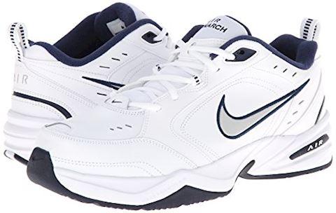 Nike Air Monarch IV Lifestyle/Gym Shoe - White Image 6