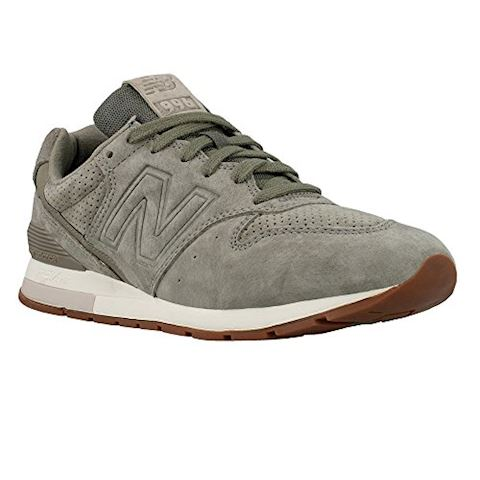 New Balance  MRL996  women's Shoes (Trainers) in Grey Image