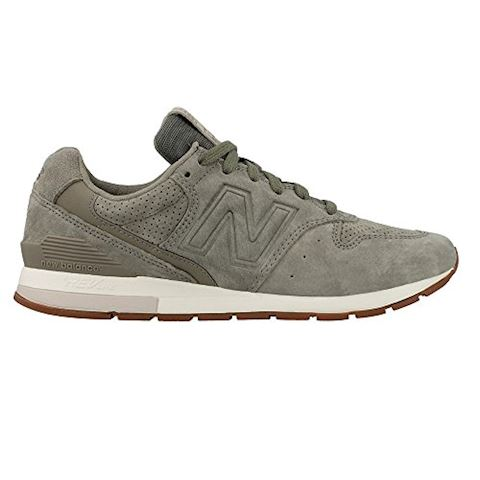 New Balance  MRL996  women's Shoes (Trainers) in Grey Image 2