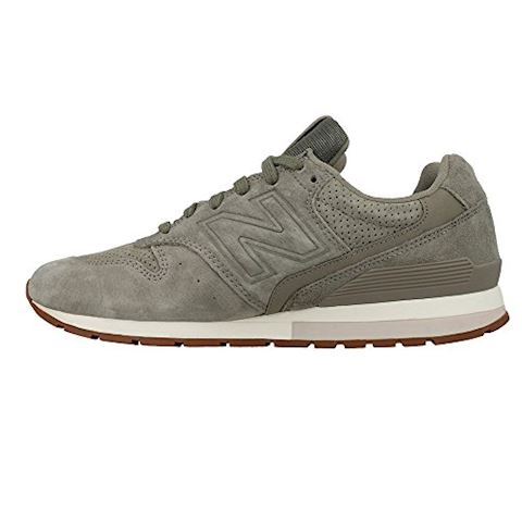 New Balance  MRL996  women's Shoes (Trainers) in Grey Image 3