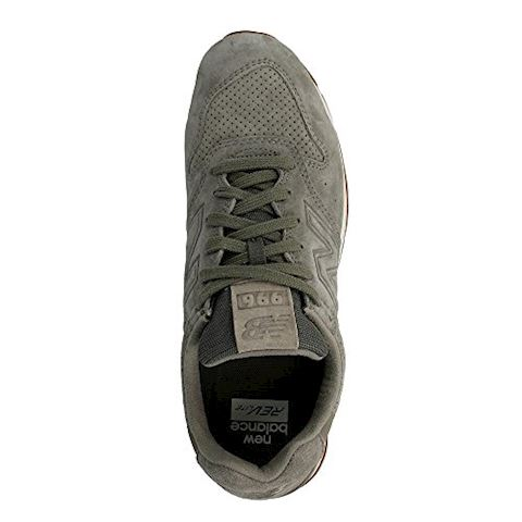 New Balance  MRL996  women's Shoes (Trainers) in Grey Image 6