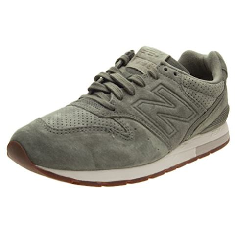 New Balance  MRL996  women's Shoes (Trainers) in Grey Image 8