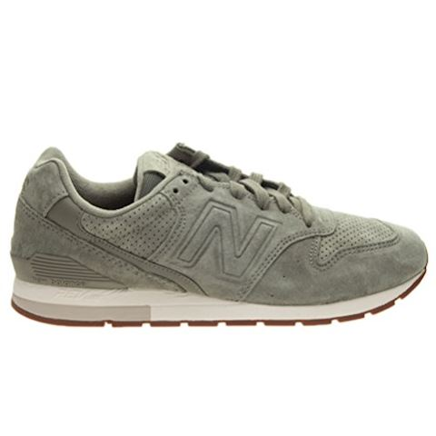 New Balance  MRL996  women's Shoes (Trainers) in Grey Image 10