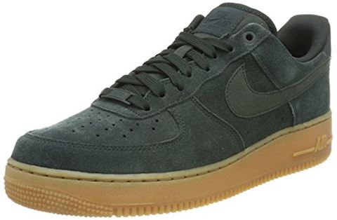 Nike Air Force 1 07 LV8 Suede Men's Shoe - Green Image