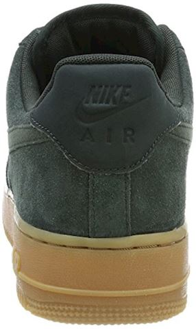 Nike Air Force 1 07 LV8 Suede Men's Shoe - Green Image 2