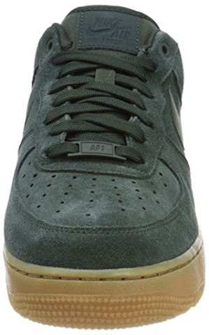 Nike Air Force 1 07 LV8 Suede Men's Shoe - Green Image 4