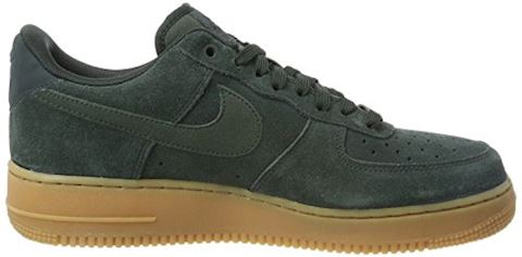 Nike Air Force 1 07 LV8 Suede Men's Shoe - Green Image 6
