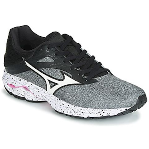 new concept 62fc5 2a6bc Mizuno WAVE RIDER 23 women's Running Trainers in Grey