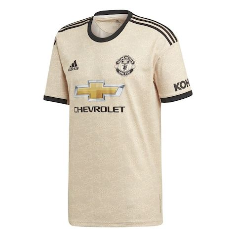 9400554b adidas Manchester United Kids SS Away Shirt 2019/20