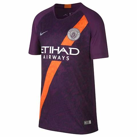 Nike Manchester City Kids SS Third Shirt 2018/19 Image