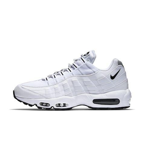Nike Air Max 95 Men's Shoe - White Image