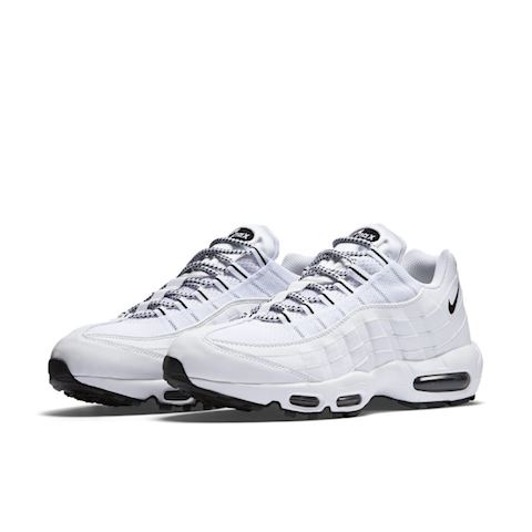 Nike Air Max 95 Men's Shoe - White Image 2