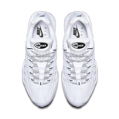 Nike Air Max 95 Men's Shoe - White Image 4