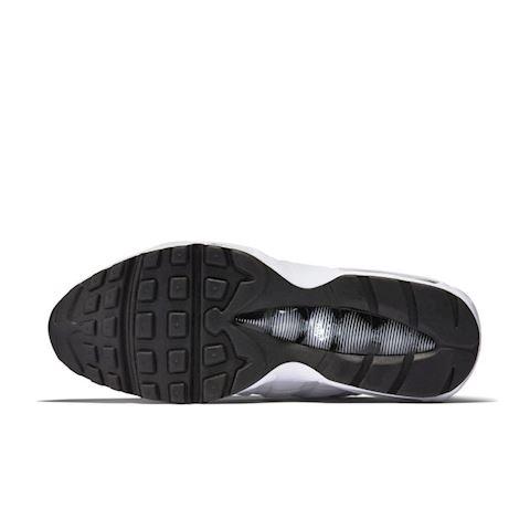Nike Air Max 95 Men's Shoe - White Image 5