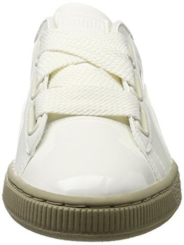 Puma Basket Heart Patent Women's Trainers