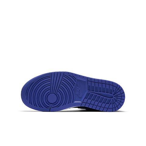 Nike Air Jordan 1 Retro High Flyknit Older Kids' Shoe - Blue Image 5