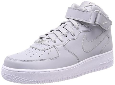 Nike  AIR FORCE 1 MID 07  men's Shoes (High-top Trainers) in Grey Image