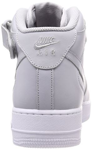 Nike  AIR FORCE 1 MID 07  men's Shoes (High-top Trainers) in Grey Image 2