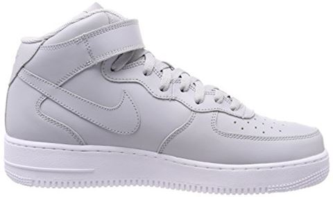Nike  AIR FORCE 1 MID 07  men's Shoes (High-top Trainers) in Grey Image 6
