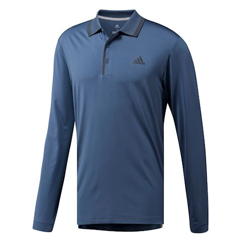 adidas Ultimate365 Long Sleeve Polo Shirt Image