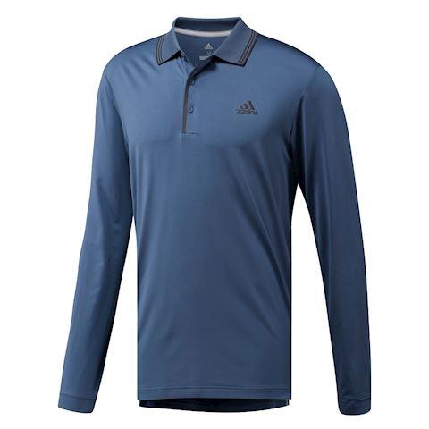 adidas Ultimate365 Long Sleeve Polo Shirt Image 3