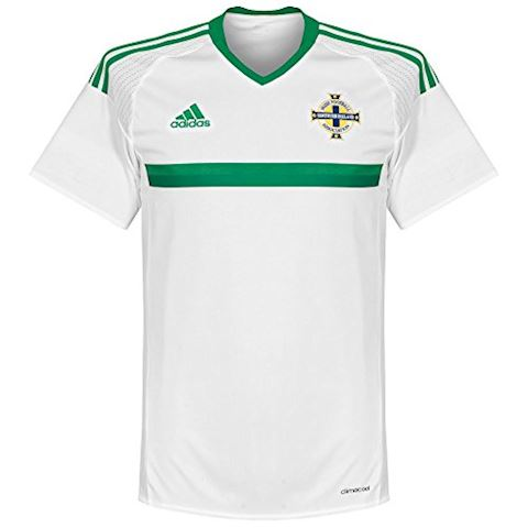 adidas Northern Ireland Mens SS Away Shirt 2016 Image