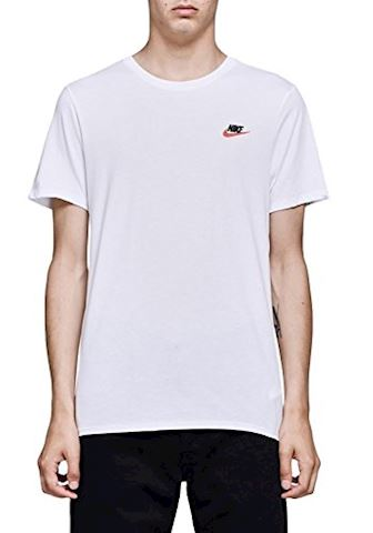 Nike Embroidered Futura - Men T-Shirts