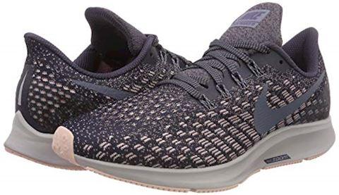 Nike Air Zoom Pegasus 35 Women's Running Shoe - Grey Image 14