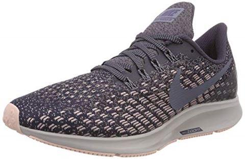 Nike Air Zoom Pegasus 35 Women's Running Shoe - Grey Image 10