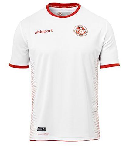 uhlsport Tunisia Mens SS Home Shirt 2018 Image
