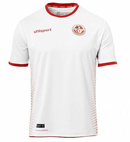 uhlsport Tunisia Mens SS Home Shirt 2018 Image 2