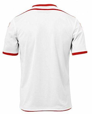 uhlsport Tunisia Mens SS Home Shirt 2018 Image 3