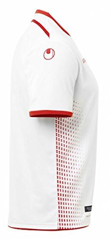 uhlsport Tunisia Mens SS Home Shirt 2018 Image 4