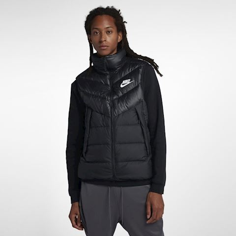 Nike Sportswear Windrunner Down Fill Men's Gilet - Black Image