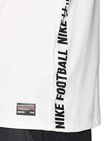 Nike F.C. Dri-FIT Men's Graphic T-Shirt - White Image 3