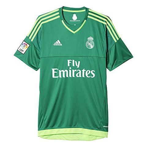 adidas Real Madrid Mens SS Goalkeeper Away Shirt 2015/16 Image