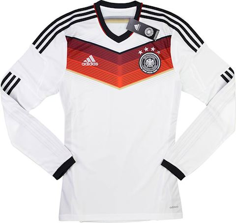 adidas Germany Mens LS Player Issue Home Shirt 2014 Image
