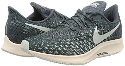 Nike Air Zoom Pegasus 35 Women's Running Shoe - Grey Image 5
