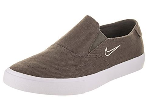 Nike SB Portmore II Solarsoft Slip-on Men's Skateboarding Shoe - Brown Image